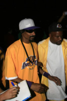 Snoop Dogg - Los Angeles - 15-06-2010 - Snoop Dogg scommette 20 mila dollari sui Lakers con Donnie Wahlberg