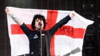 Billie Joe Armstrong - Manchester - 16-06-2010 - Johnny, Ozzy, Steven… non perdono lo smalto!