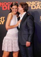 Katie Holmes, Tom Cruise - Katie Holmes sara' in cinque puntate di Glee