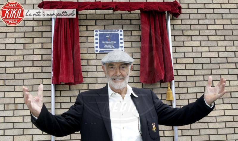 """Sean Connery - Edimburgo - 17-06-2010 - Michael Caine: """"Connery ha l'Alzheimer"""", ma l'attore smentisce"""