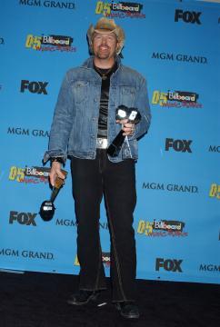 Toby Keith - Las Vegas - 06-12-2005 - Madonna batte Gaga: è lei la musicista più ricca per Forbes