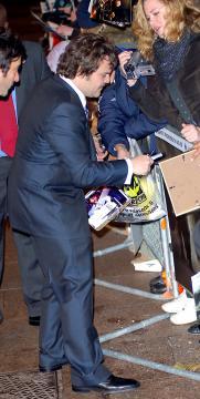 Jack Black - Londra - 10-12-2005 - Jack Black, un giardiniere dal cervello magnetizzato