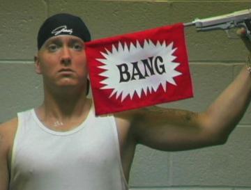 Eminem - New York - 10-12-2005 - Eminem ottiene il divorzio