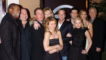 """Cast of Tv Show """"24"""" - Hollywood - 07-01-2006 - La Fox cita YouTube in giudizio"""