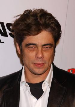 "Benicio Del Toro - Hollywood - 26-01-2006 - Benicio Del Toro sara' protagonista in ""Things We Lost in The Fire"""