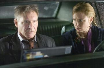 "Mary Lynn Rajskub, Harrison Ford - Hollywood - 28-01-2006 - Addio alle scene? Harrison Ford dice ""no grazie"""