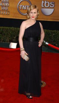 Patricia Arquette - Los Angeles - 29-01-2006 - Patricia Arquette, curve pericolose sul red carpet degli Oscar