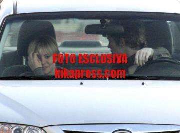 Hayden Christensen, Sienna Miller - Shreveport - 30-01-2006 - Sienna Miller e Hayden Christensen, vero amore