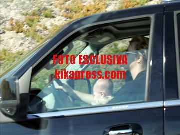 Sean Preston Federline, Britney Spears - Malibu - 06-02-2006 - HOLLYWOOD: Spears e Federline interrogati su incidente figlio