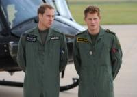 Principe William, Principe Harry - Shewbury - 18-06-2009 - Nuovo lavoro per il principe William