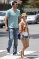 Wladimir Klitschko, Hayden Panettiere - Los Angeles - 21-06-2010 - Hayden Panettiere a nozze con Wladimir Klitschko