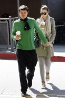 Miranda Kerr, Orlando Bloom - Los Angeles - 09-03-2010 - Orlando Bloom si e' sposato con Miranda Kerr
