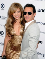 Marc Anthony, Jennifer Lopez - New York - 14-06-2010 - Christina Aguilera e altre star ricorderanno Michael Jackson a un anno dalla morte