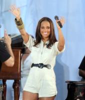 Alicia Keys - New York - 24-06-2010 - Alicia Keys si e' sposata