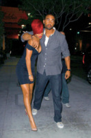 Matt Kemp, Rihanna - Los Angeles - 26-06-2010 - Rihanna al night club con Matt Kemp