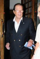 Roger Moore - Londra - 25-06-2010 - Roger Moore entra nel cast di Benidorm