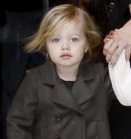 Shiloh Jolie Pitt - Los Angeles - 25-03-2010 - Buon compleanno a Shiloh, la figlia dei Brangelina