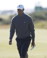 Tiger Woods - St Andrews - 13-07-2010 - Tiger Woods solo a Natale