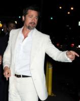 Brad Pitt - Los Angeles - 01-07-2010 - Brad Pitt ha rinunciato a Salt per i figli