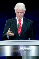 Bill Clinton - Washington - 14-07-2010 - Il ritorno di Monica Lewinsky: boom su Twitter
