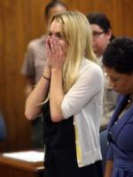 Lindsay Lohan - Los Angeles - 15-07-2010 - Pianti e crisi isteriche: un ex tenuto racconta i primi giorni di carcere di Lindsay Lohan