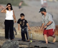 Mel Gibson - Malibu - 22-05-2005 - La moglie di Mel Gibson lo difende da Oksana Grigorieva