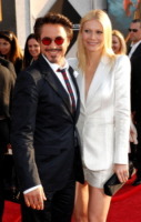 Gwyneth Paltrow, Robert Downey Jr - Hollywood - 26-04-2010 - Mark Ruffalo al posto di Edward Norton in The Avengers