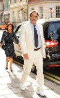 Oliver Stone - Londra - 19-07-2010 - Oliver Stone chiede scusa per sue affermazioni sull'Olocausto