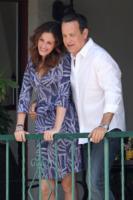 Tom Hanks, Julia Roberts - Los Angeles - 04-06-2010 - Julia Roberts appassionata di pizza sul set di Mangia prega ama