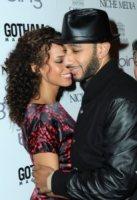 Swizz Beatz, Alicia Keys - New York - 15-03-2010 - Alicia Keys si e' sposata