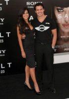 Cheryl Moana Marie, Antonio Sabato Jr. - Los Angeles - 19-07-2010 - Antonio Sabato jr padre per la terza volta