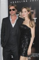 Angelina Jolie, Brad Pitt - Los Angeles - 19-07-2010 - Angelina Jolie e Brad Bitt verranno risarciti dal News of the word