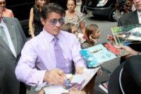 Sylvester Stallone - New York - 19-07-2010 - Sylvester Stallone ossessionato dalle bande criminali brasiliane