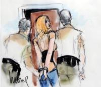 Lindsay Lohan - Los Angeles - 20-07-2010 - Pianti e crisi isteriche: un ex tenuto racconta i primi giorni di carcere di Lindsay Lohan