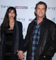 Oksana Grigorieva, Mel Gibson - Los Angeles - 15-07-2010 - Timothy Dalton e' ormai parte della contesa legale fra Mel Gibson e Oksana Grigoriev