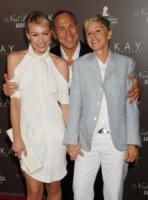 Neil Lane, Ellen DeGeneres, Portia De Rossi - Hollywood - 22-07-2010 - Portia De Rossi ha chiesto di diventare Portia DeGeneres