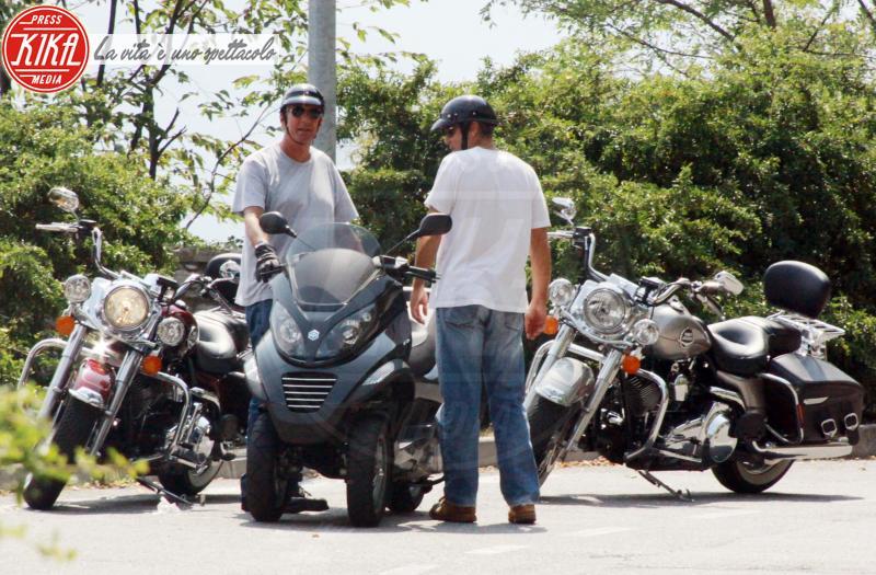 Nick Clooney, George Clooney - Como - 25-07-2010 - Estate 2019: i vip turisti abituali in Italia