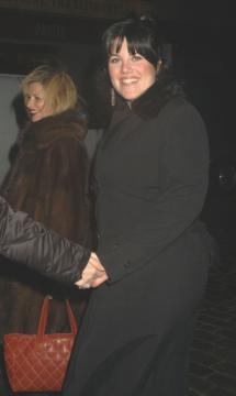 Monica Lewinsky - New York - 04-05-2004 - Monica Lewinsky torna a parlare dell'affaire Clinton