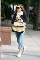 Sarah Jessica Parker - New York - 04-05-2010 - Paglia, vimini & corda: ecco le borse dell'estate!
