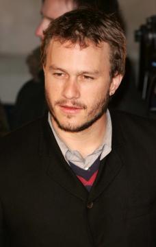 Heath Ledger - Londra - 19-02-2006 - Morta a 21 anni Skye McCole Bartusiak