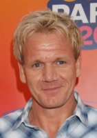 Gordon Ramsay - Santa Monica - 02-08-2010 - Continua il successo di Hell's Kitchen su Fox