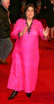 Gurinda Chadha - Londra - 19-02-2006 - Gurinder Chadha e' la nuova regista di Dallas