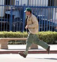 Ben Affleck - Brentwood - 20-02-2006 - Ben Affleck vestito da caccia