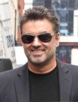 George Michael - Londra - 12-08-2010 - Incidente stradale per George Michael