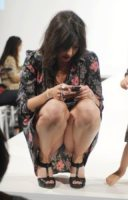 Daisy Lowe - West Sussex - 15-08-2010 - Il wardrobe malfunction colpisce ancora