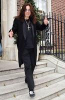 Ozzy Osbourne - Los Angeles - 16-08-2010 - Ozzy Osbourne sarà nonno