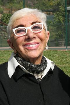 Lina Wertmuller - 25-02-2006 - Il regista Dino Risi critica Monica Bellucci