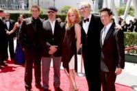 Cast di MythBusters - Los Angeles - 21-08-2010 - Creative Arts Emmy Awards: The Pacific fa incetta di premi