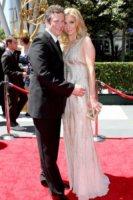 Chris Soldevilla, Elizabeth Mitchell - Los Angeles - 21-08-2010 - Creative Arts Emmy Awards: The Pacific fa incetta di premi