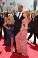 Isaiah Mustafa, Kristin Chenoweth, Kathy Griffin - Los Angeles - 21-08-2010 - Creative Arts Emmy Awards: The Pacific fa incetta di premi